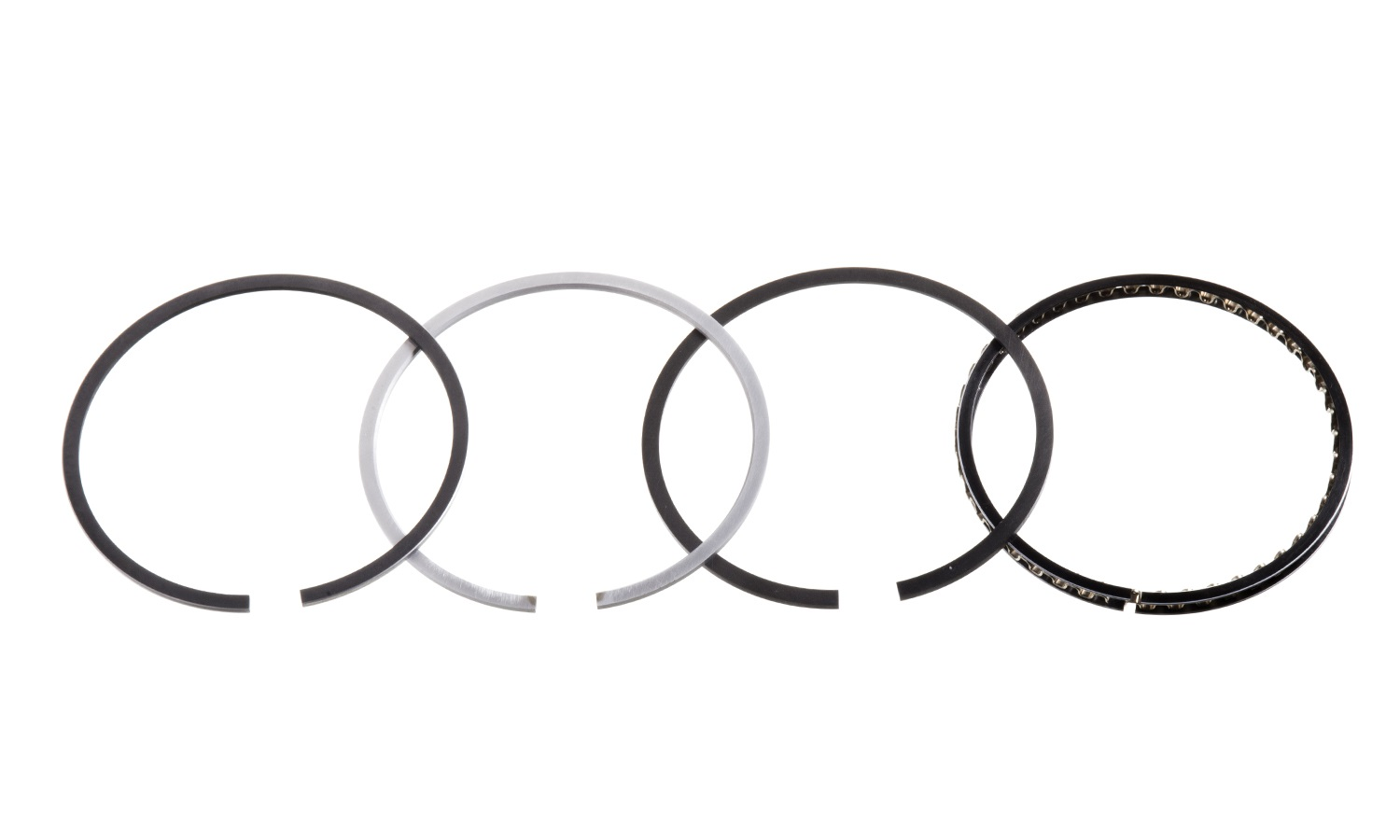 Hastings 2C6875S030 Hasting Single Piston Ring Set