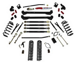 Skyjacker Suspension TJ84 COMP BOX 8in 97-02 TJ DBL