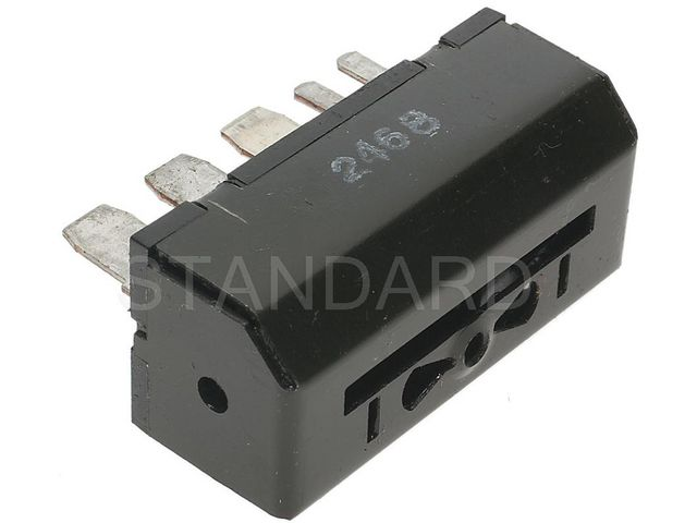 Wire Splices Directly To The Terminals Inside The Blower Motor Control