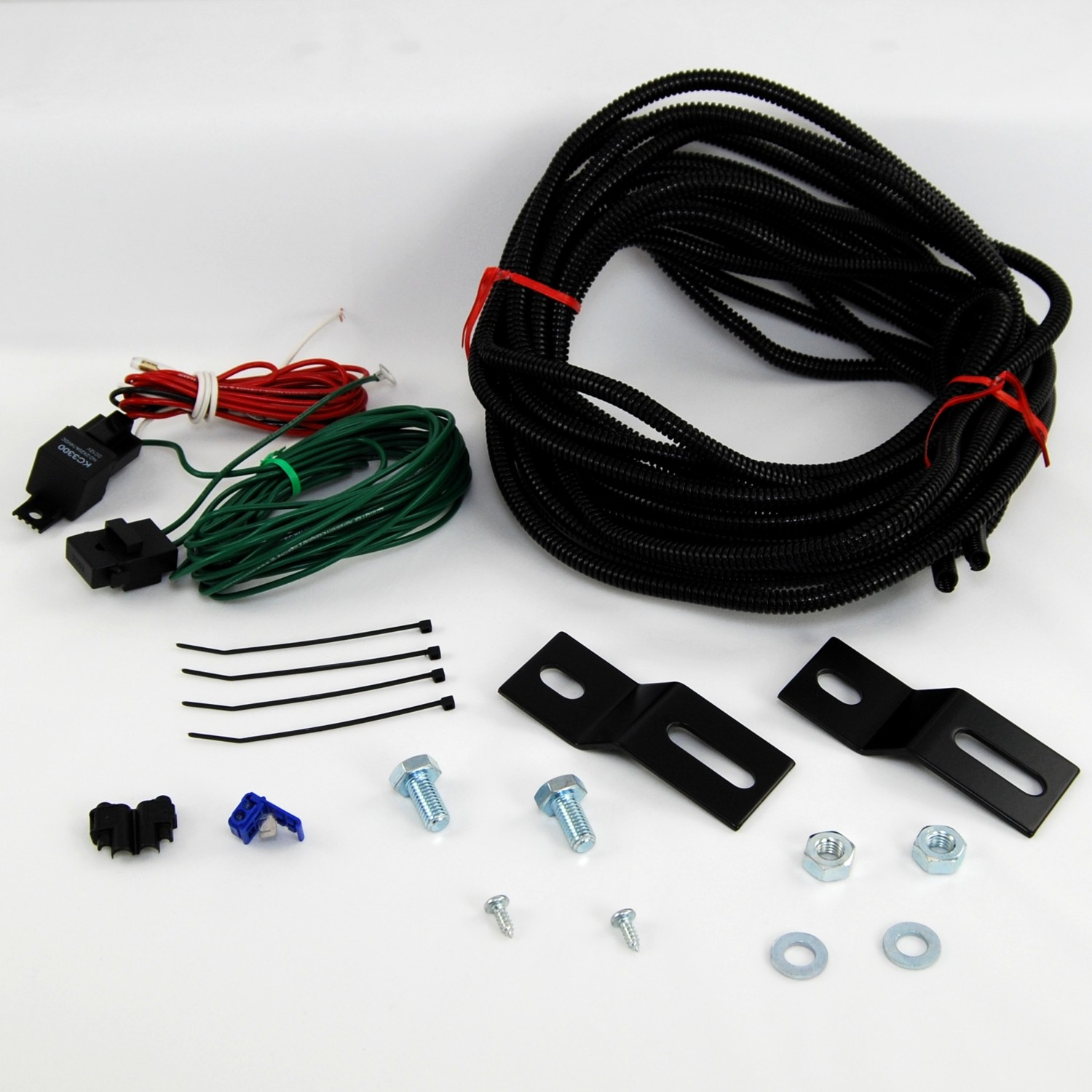 hight resolution of kc hilites 6309 wiring harness for pt 517 kc light kit