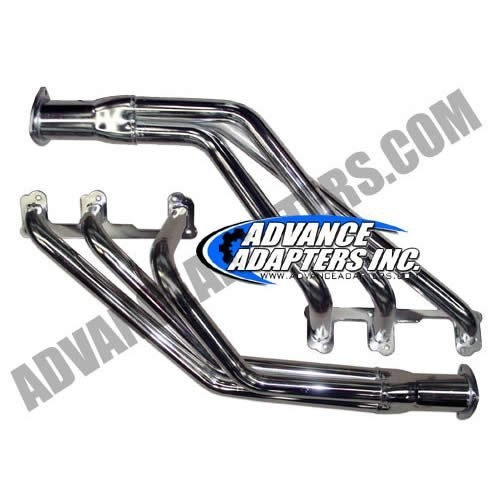 Advance Adapters 717056 Universal Slick Fit Headers for
