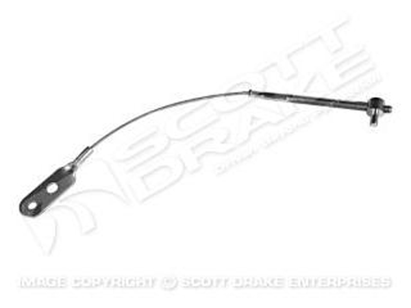 Goodmark 3020-234-661 Transmission Kickdown Cable