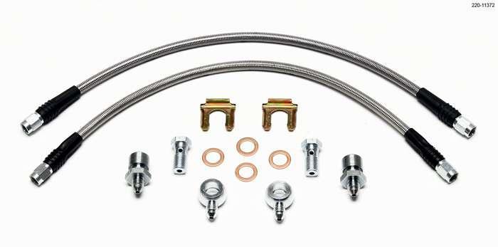 Wilwood 220-11372 Flexline Kit, D52 Caliper 16