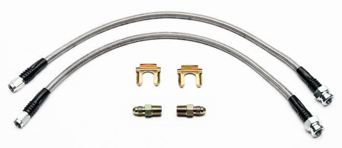 Wilwood 220-9199 Flexline Kit, Front,1995-98 Nissan 240SX