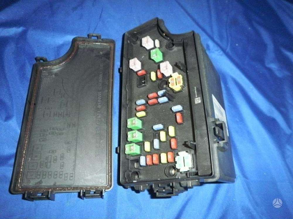 medium resolution of 2007 jeep compass fuse box location