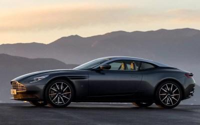 Bridgestone: Parceiro Aston Martin DB11