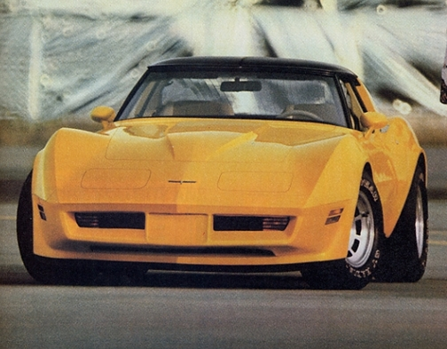 1980 1982 Chevorlet Corvette Autopolis