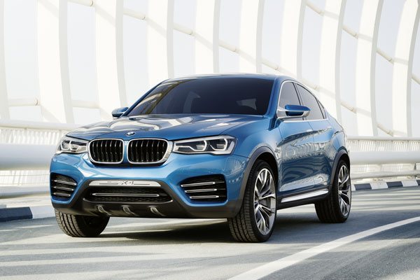 BMW X4 Sport Activity coupe