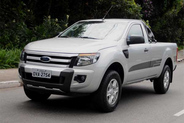 ford ranger sport cabina simple
