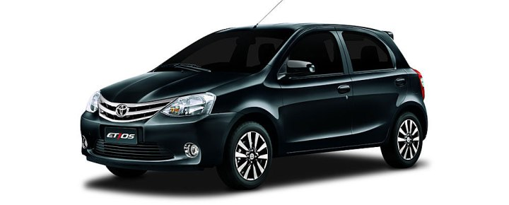 toyota etios platinum hatch