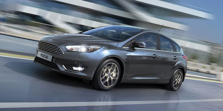 ford focus 2017 hatch