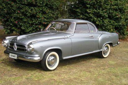 Borgward Isabella Coupe 2