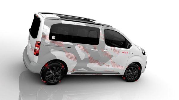 Citroën Spacetourer 4x4 Ë Concept 2