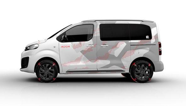 Citroën Spacetourer 4x4 Ë Concept 3