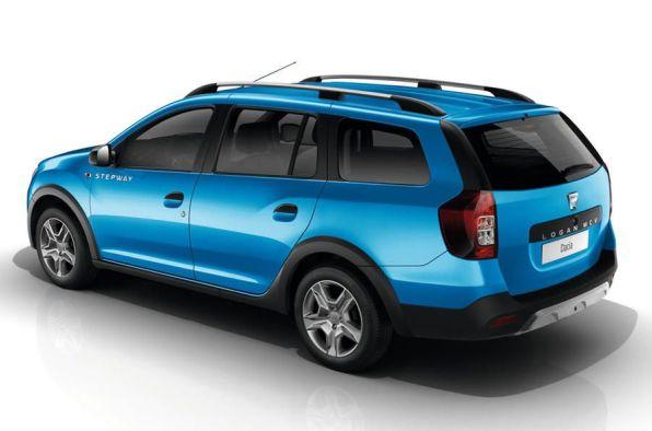 Dacia Logan MCV Stepway 2