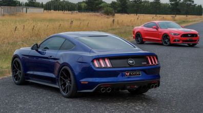 Ford Mustang Tickford