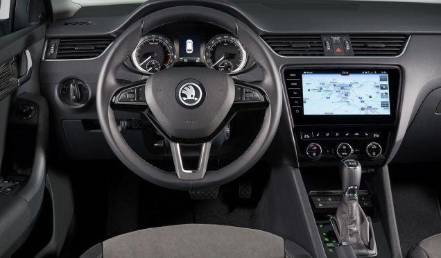 Škoda Octavia facelift 5