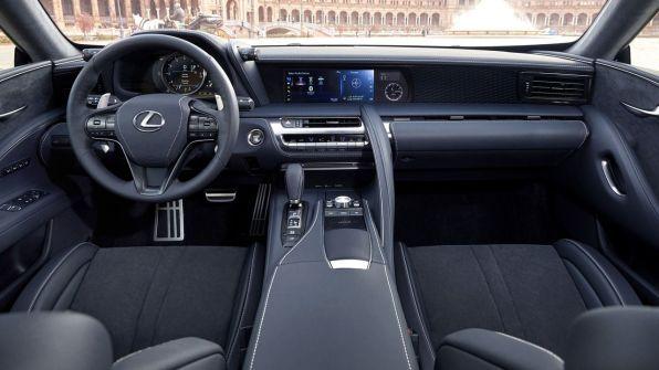 Lexus LC 500 4