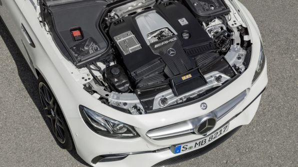 Mercedes AMG E63 Wagon 4