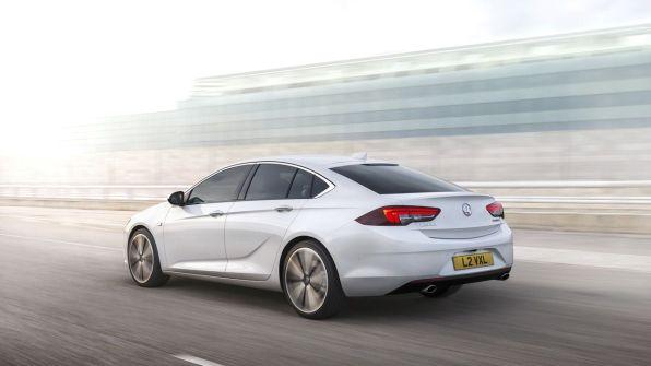 Opel Insignia Grand Sport 2