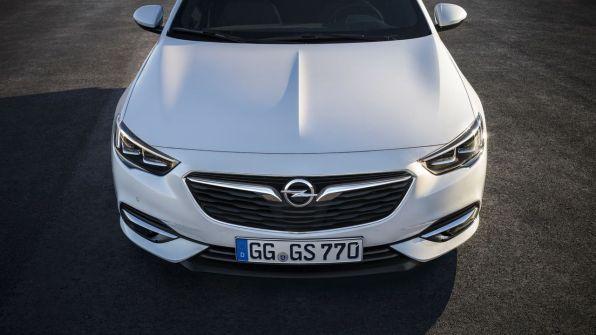 Opel Insignia Grand Sport 3