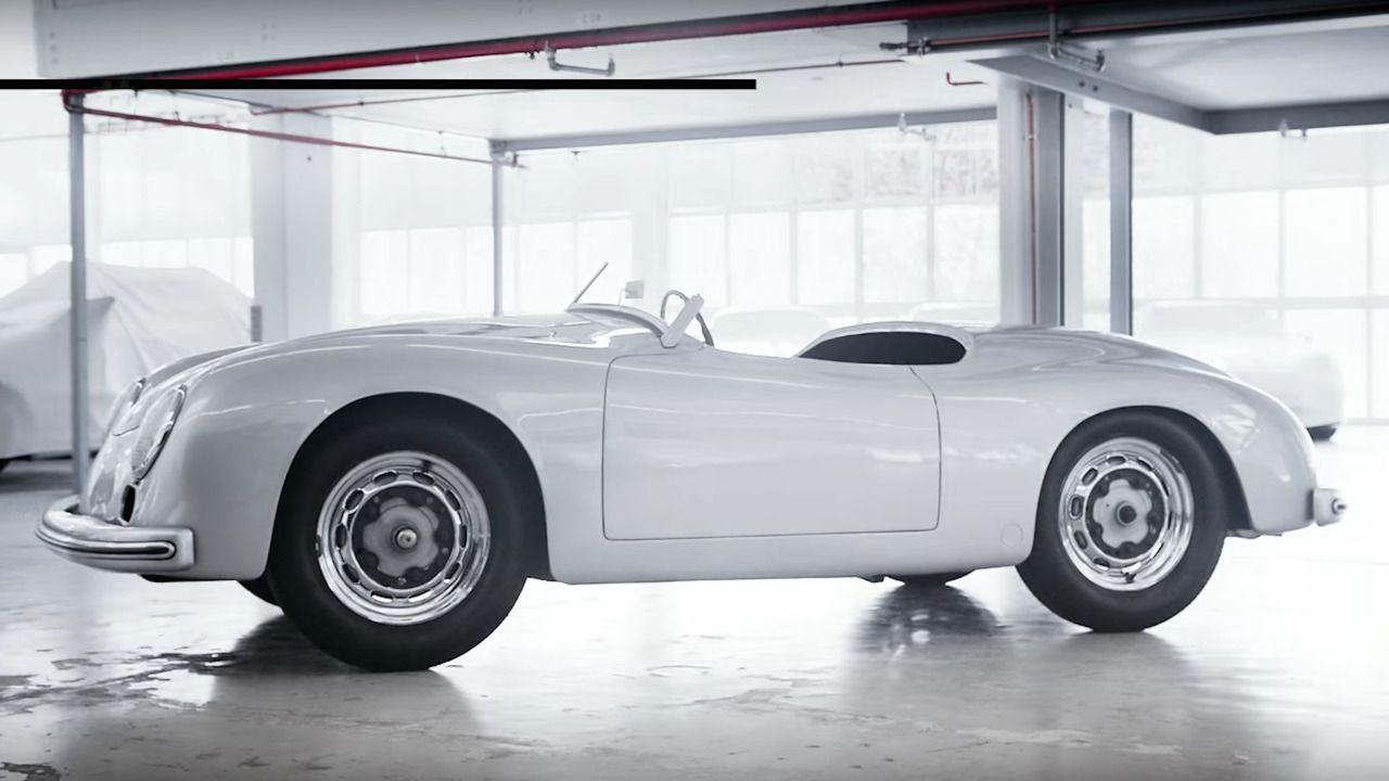 Porsche 356 America Roadster