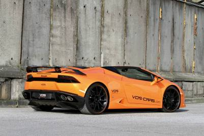 VOS Lamborghini Huracan Spyder 2