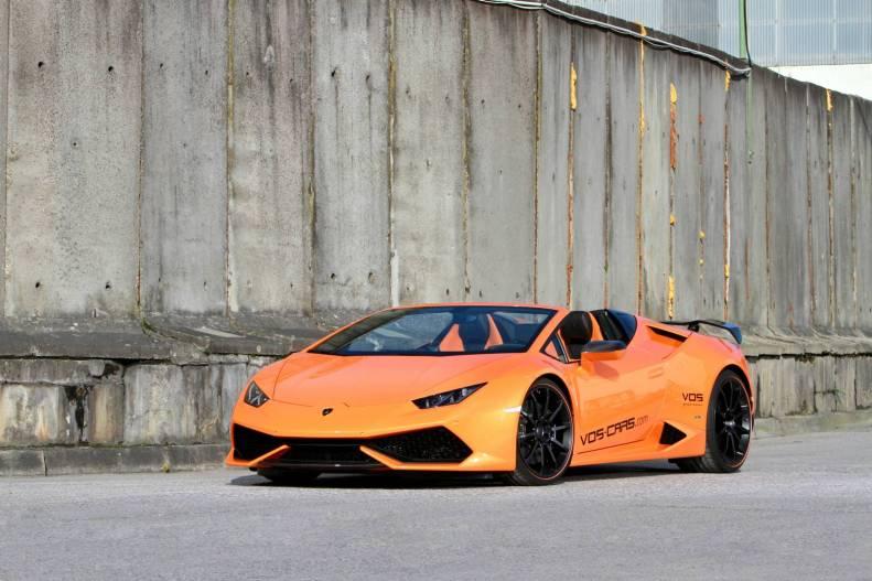 VOS Lamborghini Huracan Spyder