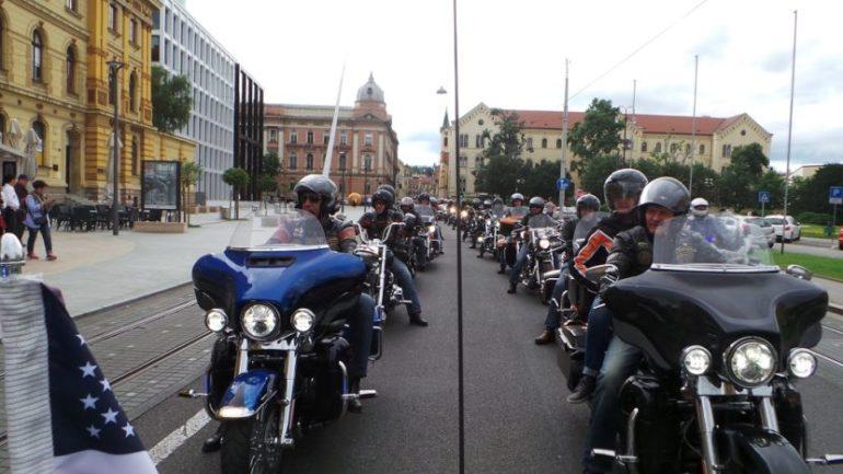 2nd Zagreb Harley-Davidson Rally