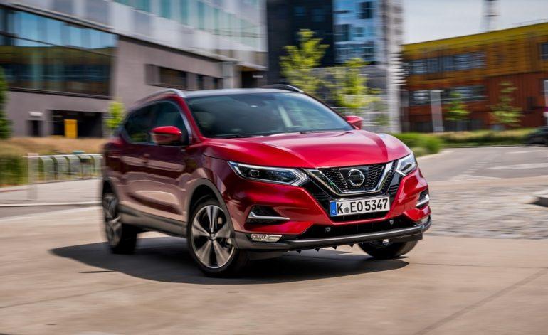 Nissan Qashqai treće generacije stiže 2020.