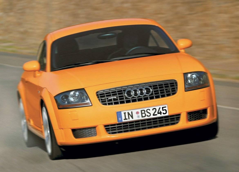 20. Rođendan: Audi TT (1998.)