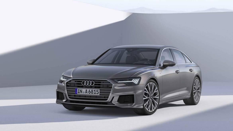 Ženeva 2018.: Audi A6