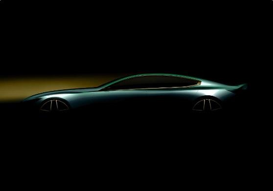 Najavna fotografija BMW Serije 8 Gran Coupe