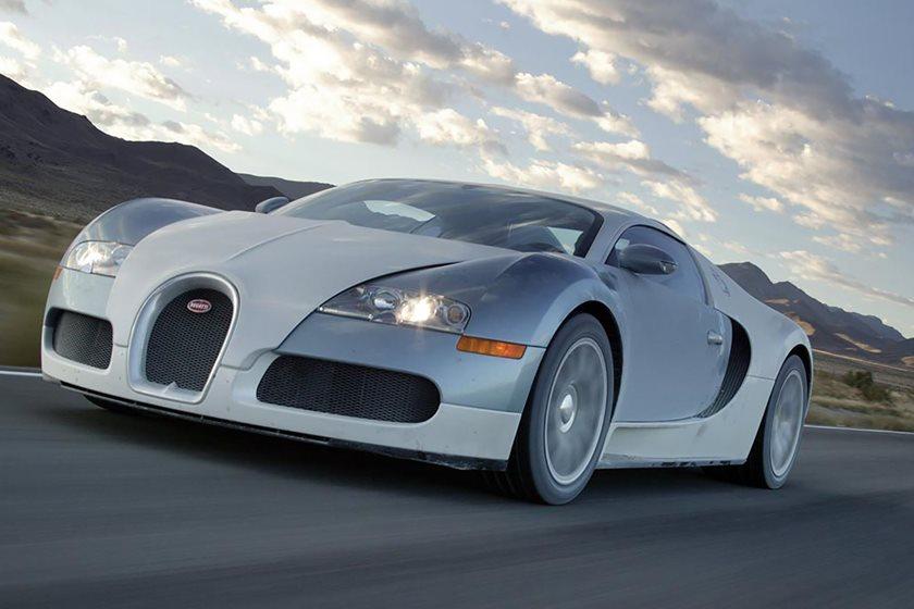 Top 12 činjenica koje niste znali o Bugatti Veyronu