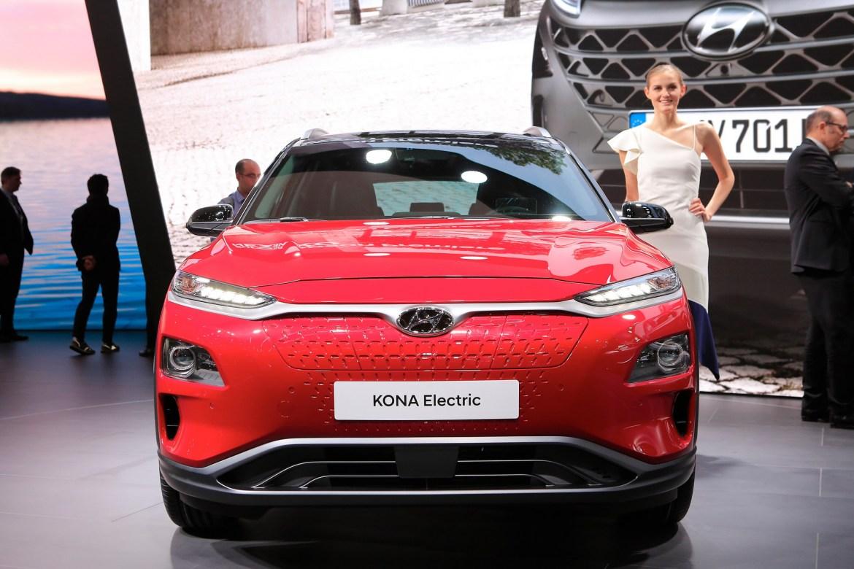 Električna Hyundai Kona stiže s autonomijom od 415 km