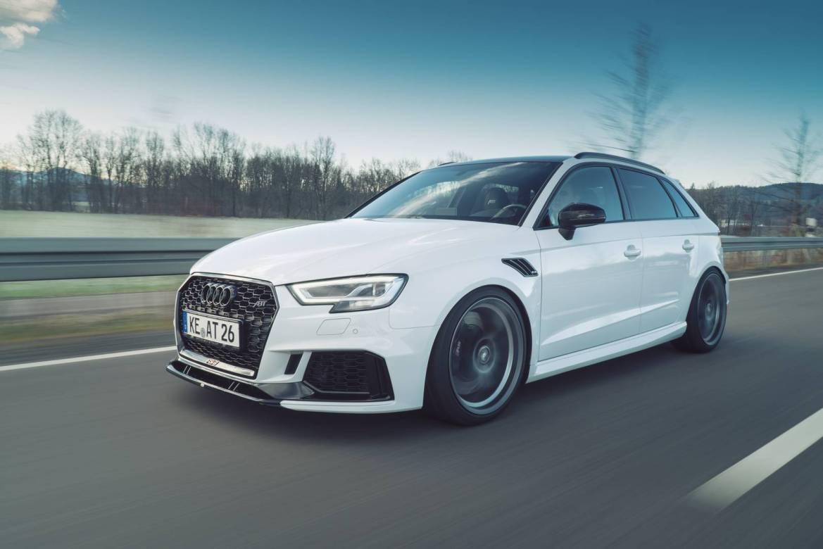 ABT Sportsline nabio Audi RS3 Sportback na 500 KS