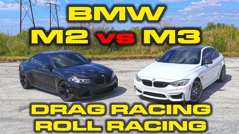 Evo odgovora na pitanje je li brži BMW M2 ili BMW M3