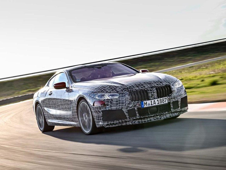 BMW Serije 8 otkrio spektakularnu unutrašnjost