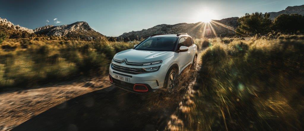 Citroën otkriva novi SUV C5 aircross proizveden u Europi
