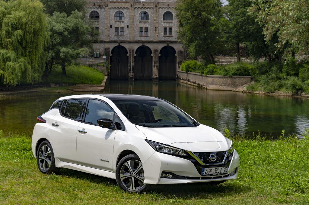 Novi Nissan Leaf & Qashqai sa ProPilot sustavom