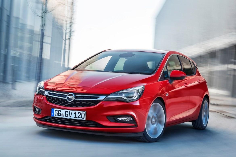 Jurio 696 km/h u – Opel Astri