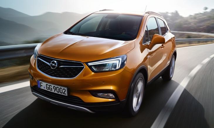 Opel Mokka X stiže 2020.