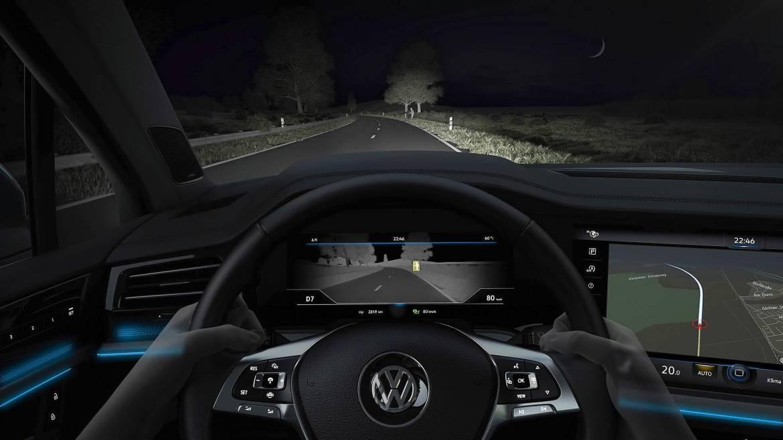 VW uvodi termalnu kameru u automobile