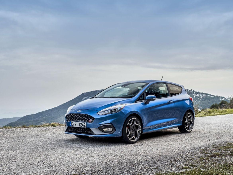 Ford Fiesta RS do daljnjeg na čekanju