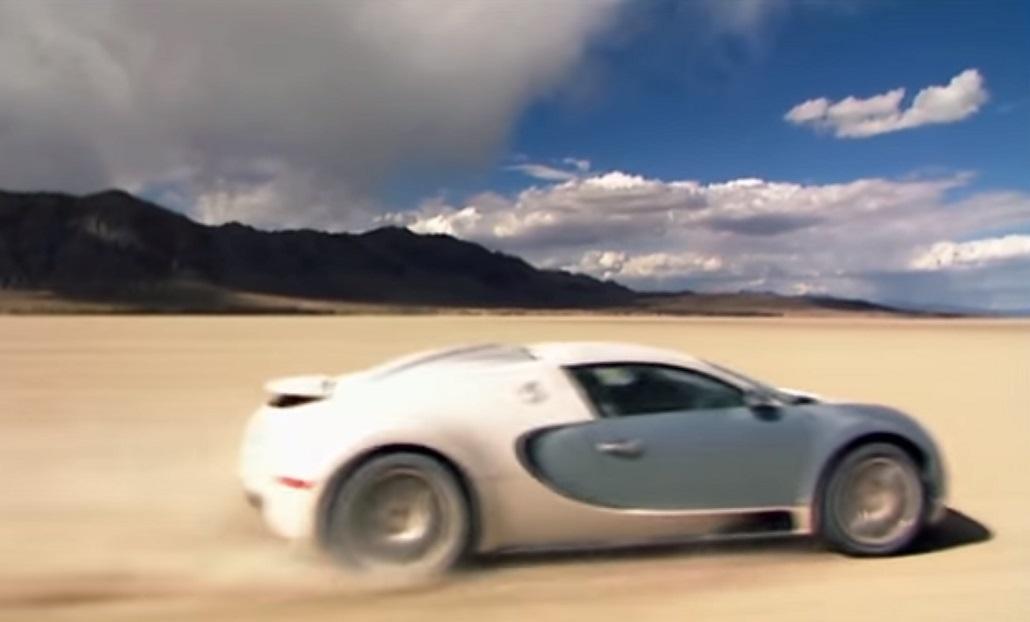Bugatti Veyronom izletio pri više od 390 km/h