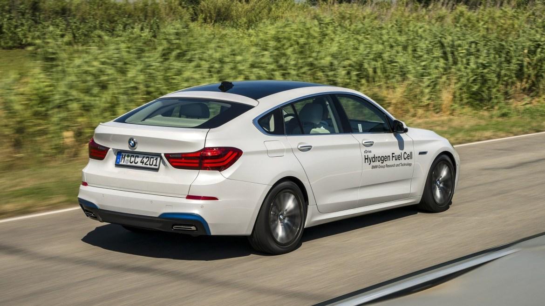 BMW još uvijek razvija pogon na vodikove gorivne ćelije