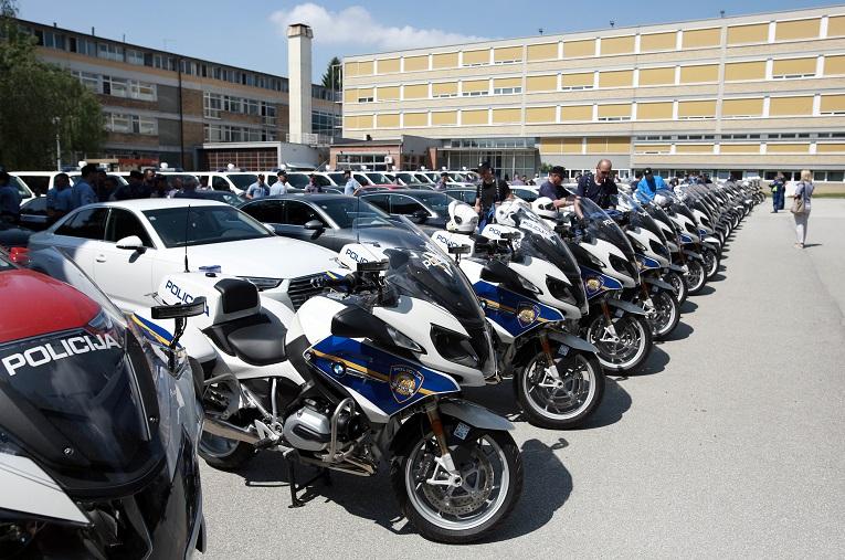 Hrvatska policija hvata prekršitelje s 26 novih presretača