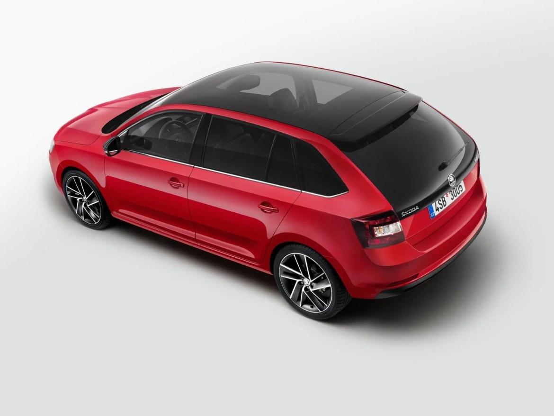 Nova Škoda Rapid postaje alternativa za Volkswagen Golf
