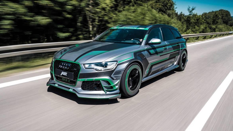 ABT predstavio hibridni Audi RS6 s 1018 KS