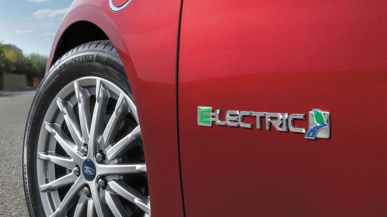 Prve fotografije: Ford će 2019. predstaviti električni SUV